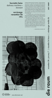 2011 0007 henriette heise: <em>darkness machines — dormant</em>, poster