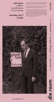 2012 SE04 olof olsson: <em>untitled—a performance for 25 minutes</em>, poster