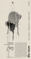 2013 0015 axel lieber: <em>private architecture</em>, poster