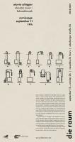 2014 0021 otavio schipper: <em>elevator music</em>, poster&nbsp;