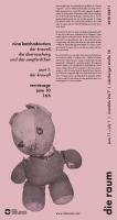 2018 0037-1 nina katchadourian: <em>part 1: der krawall</em>